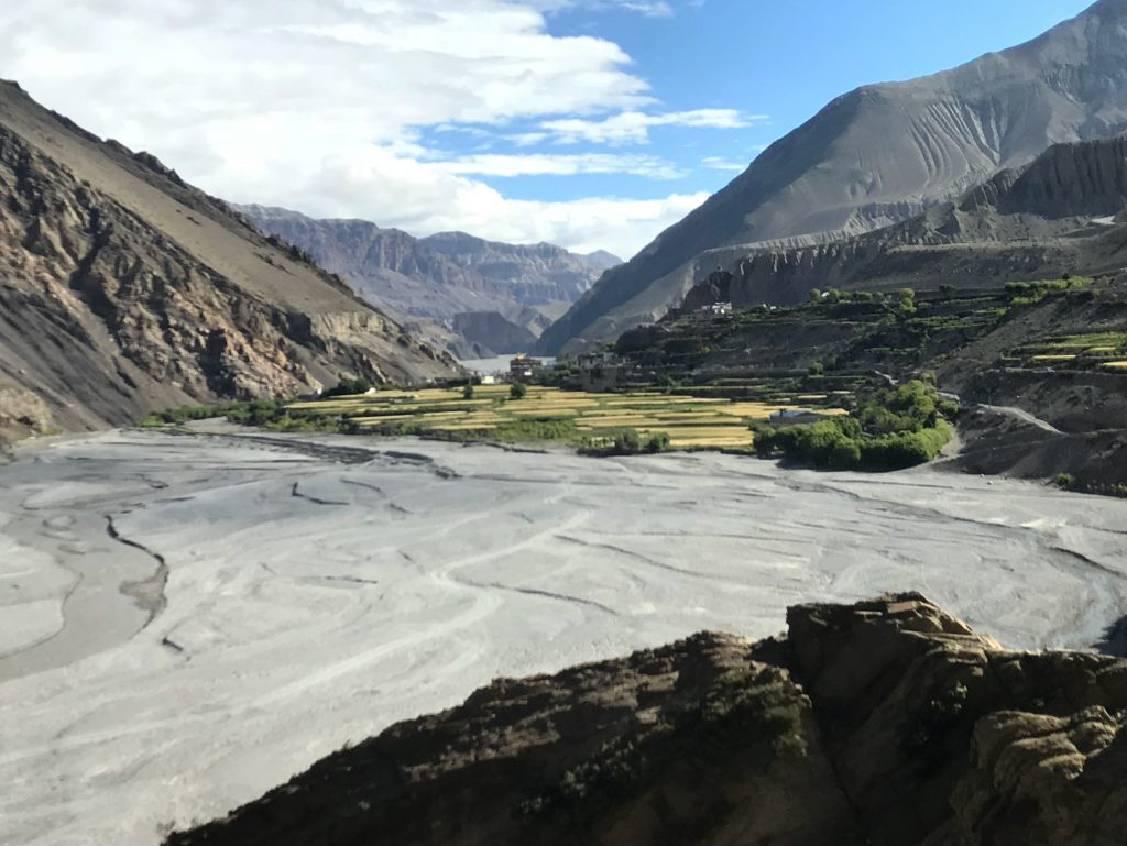 The Changing Winds of Tourism in Kagbeni, Nepal