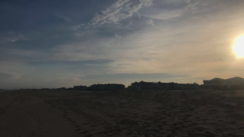 Spring Break Visit to the Jersey Shore
