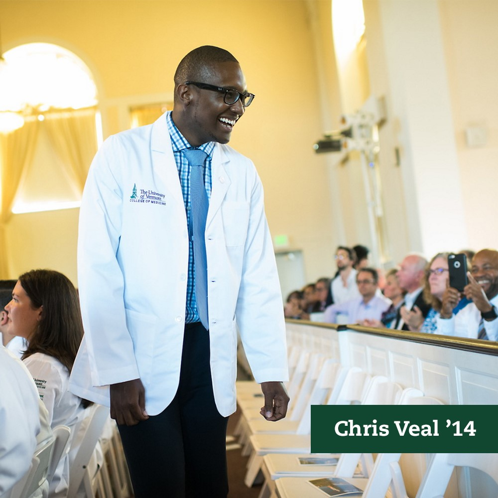 My First Year Out: Chris Veal '14