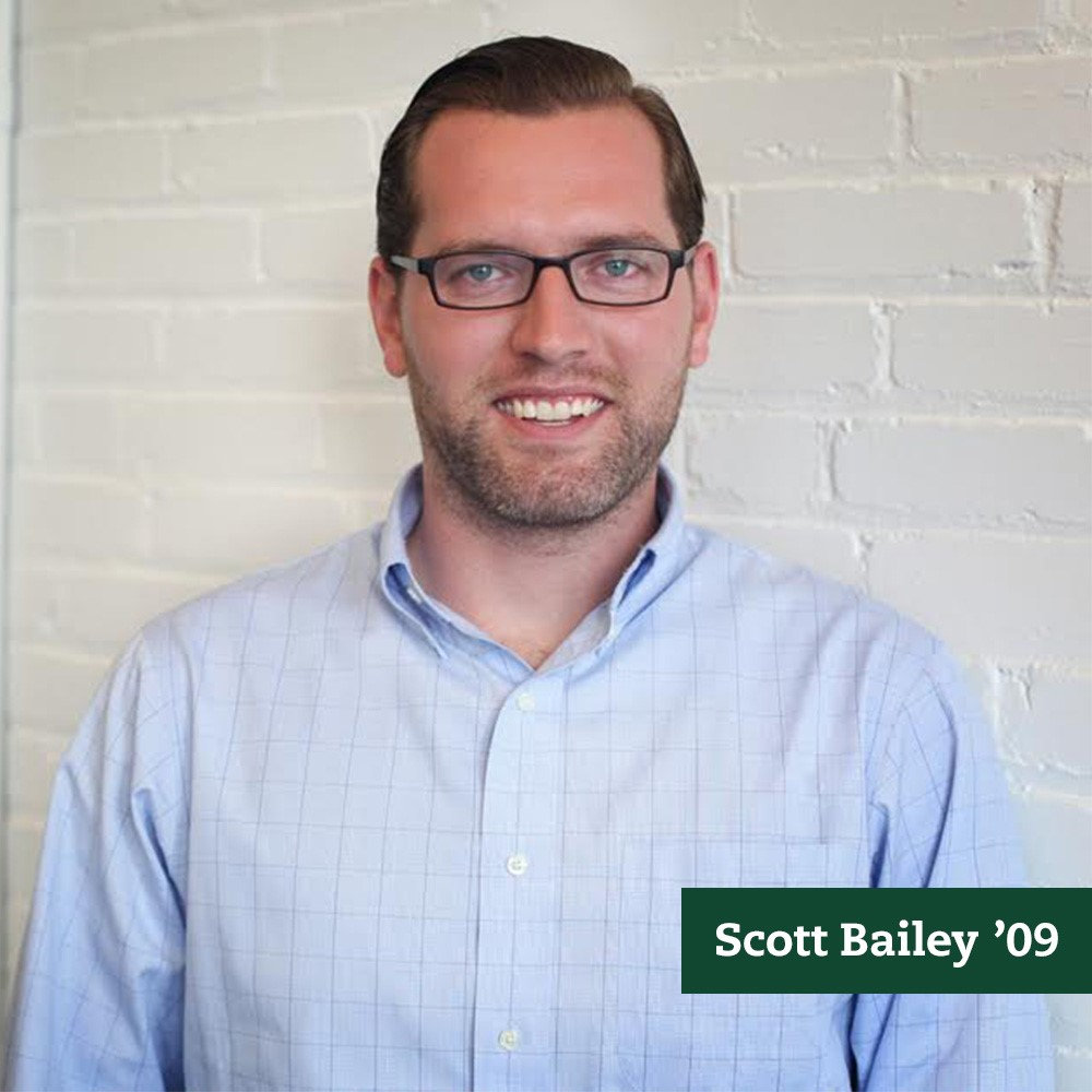 My First Year Out: Scott Bailey '09