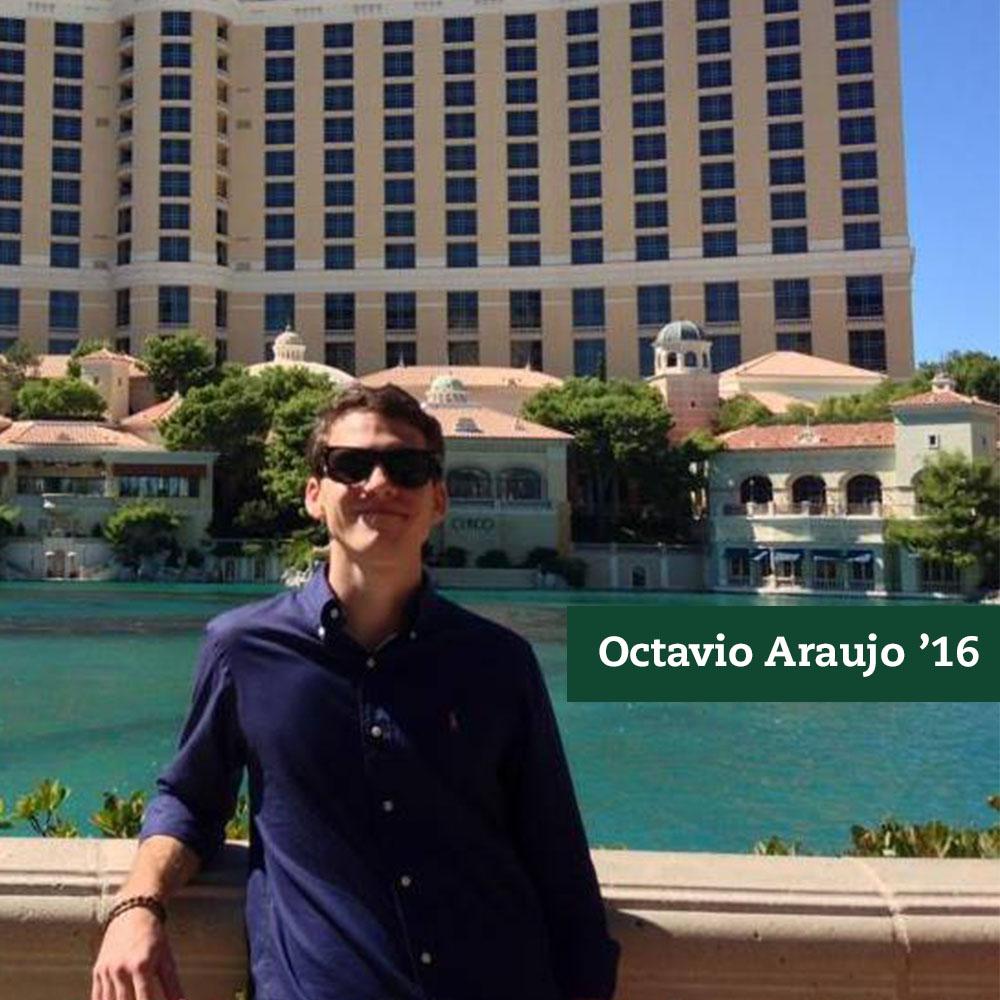 My First Year Out (So Far) - Octavio Araujo