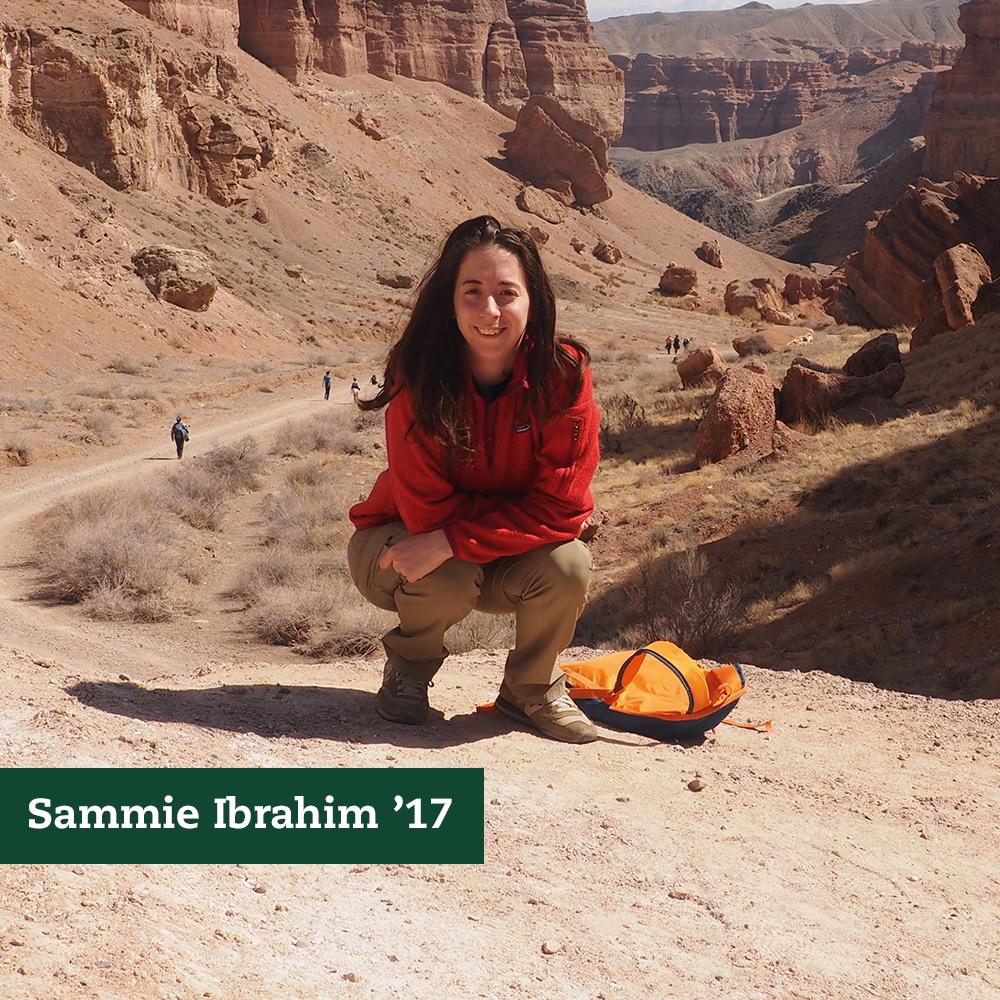 MFYO - Sammie Ibrahim '16