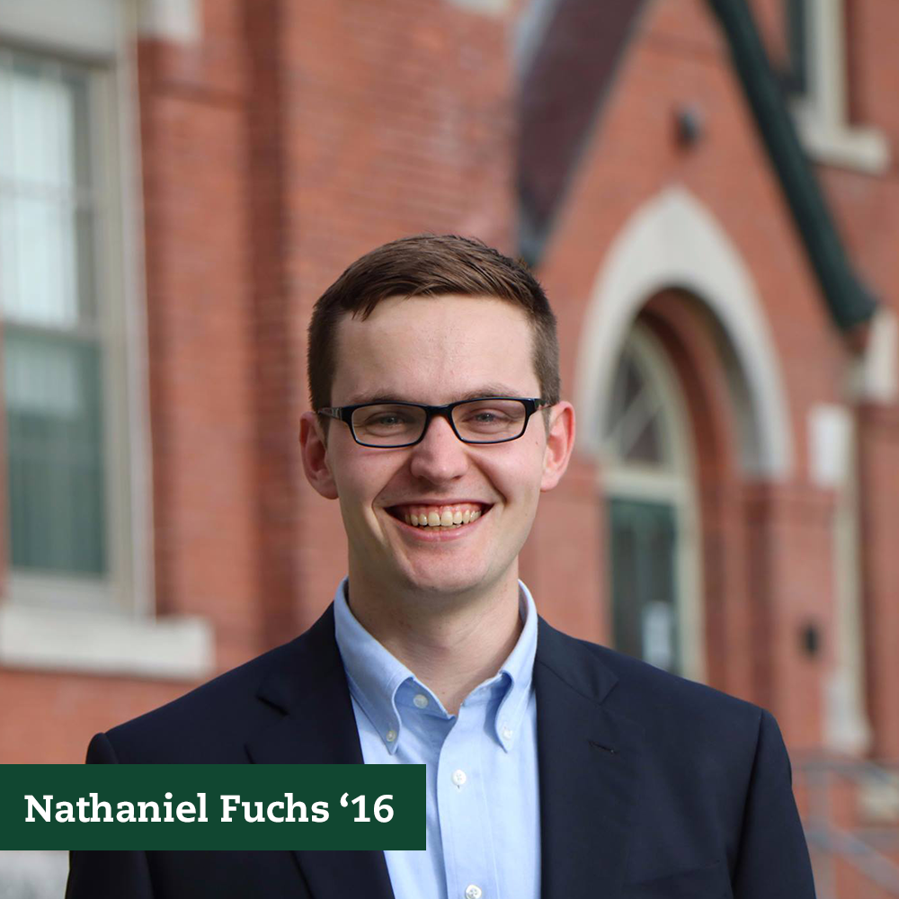 MFYO - Nathaniel Fuchs '16