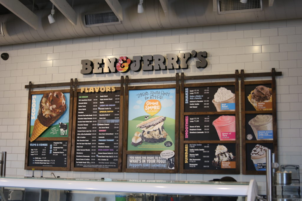 Ben & Jerry's Free Cone Day Plus the Vermonster