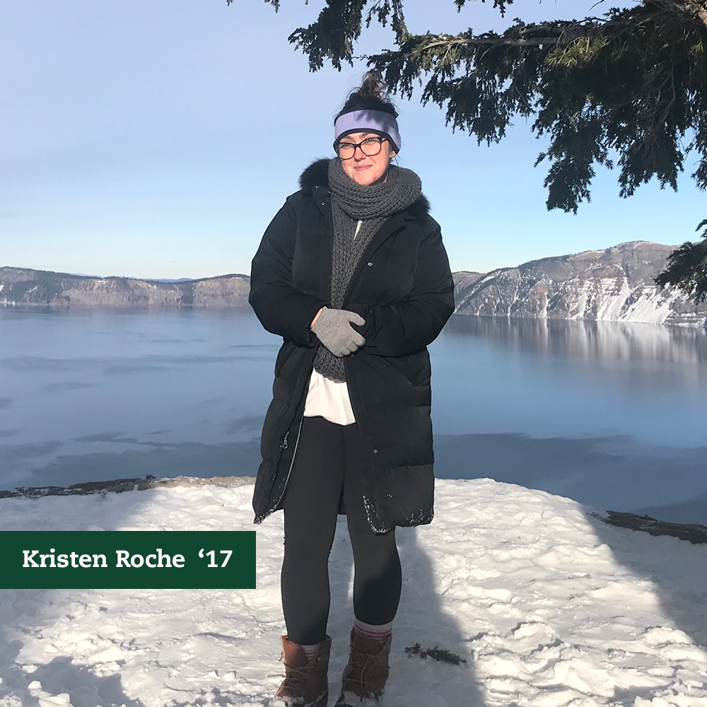 My First Year Out So Far - Kristen Roche '17