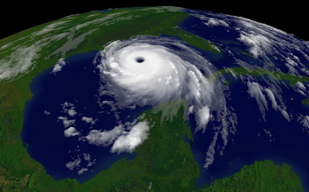 Hurricane Katrina and the Origins of Community