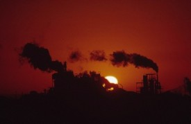 setting-sun-smokestacks