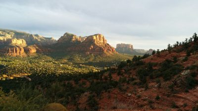 Returning to Sedona