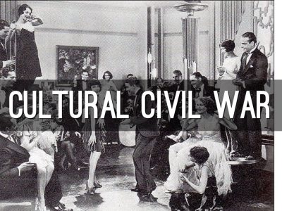 On cultural civil conflict