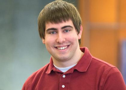 Rouleau '14 Receives Goldwater Scholarship