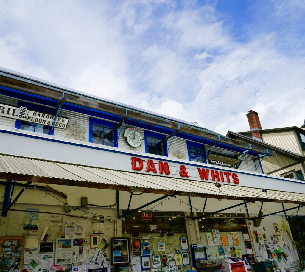 Dan and Whit's general store