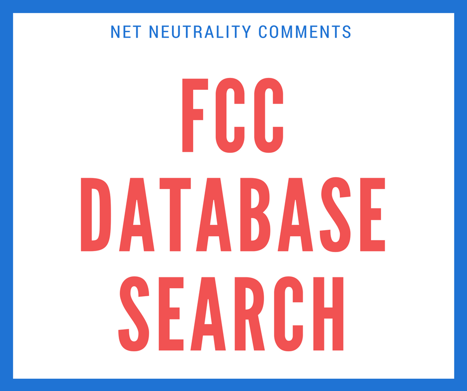Net Neutrality Fake Comments: Find out if You're Affected