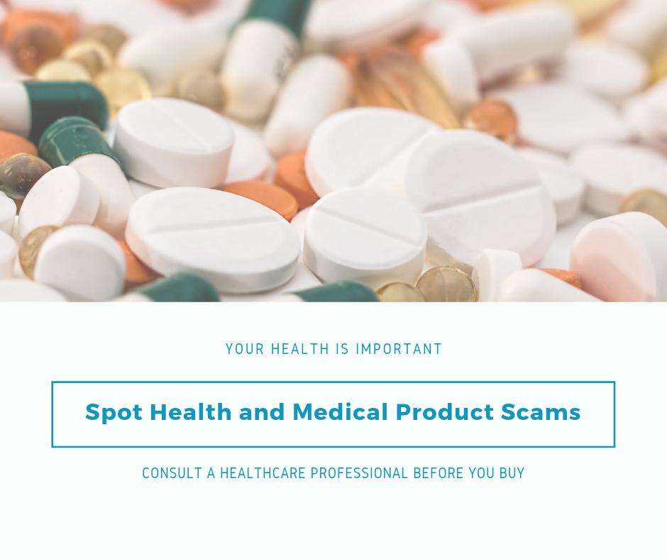 Health Care Scams Loom