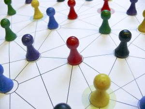 Networking-- Connected Game Pieces