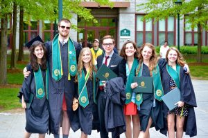 photo of uvm graduation 2013