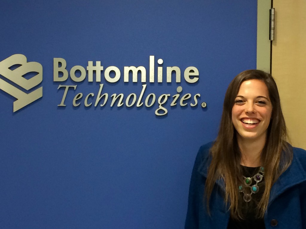 Juliana Morris at Bottomline Technologies