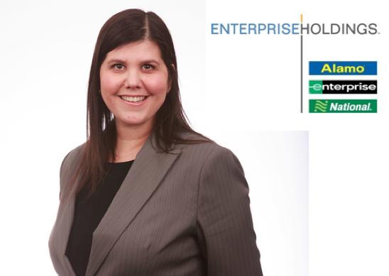 Randi Blender, Enterprise Holdings