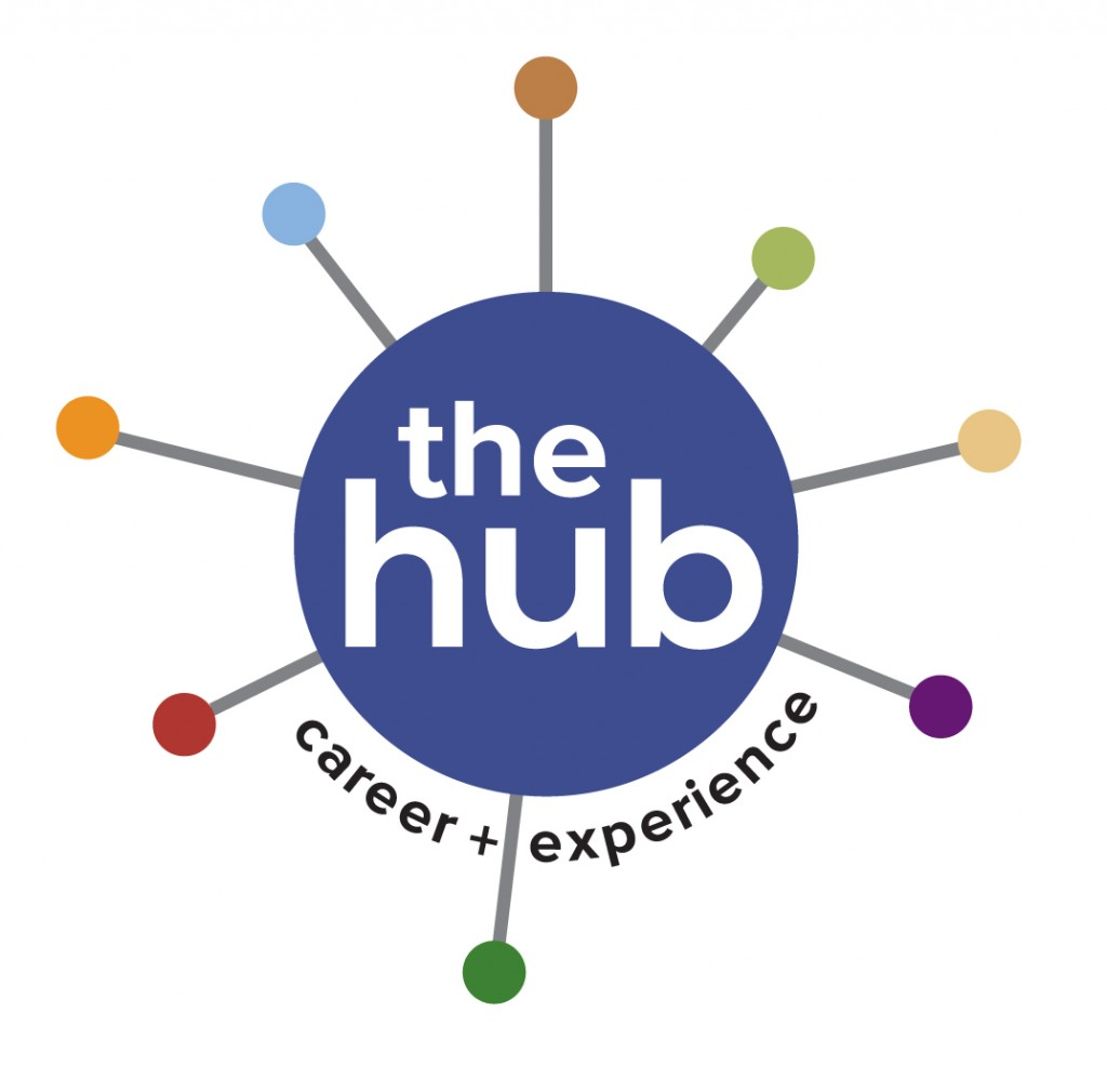 Career + Experience Hub Logo