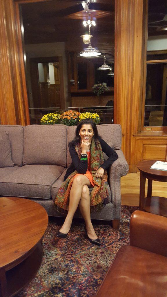 Alumna Sumeera Gupta Photo