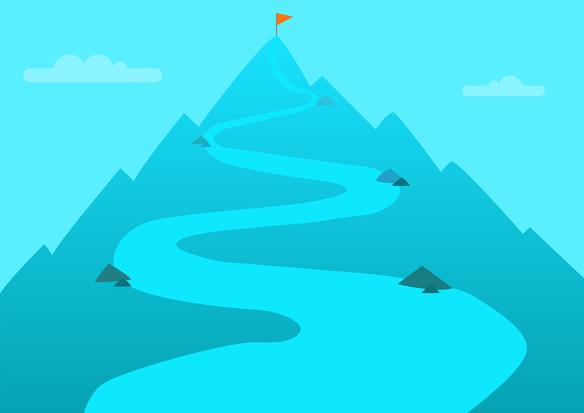 Mountain to climb