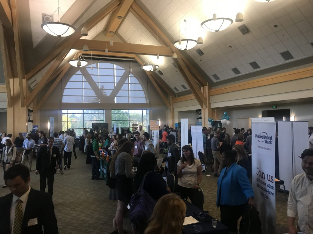 Employer Reflections on the Career Fair