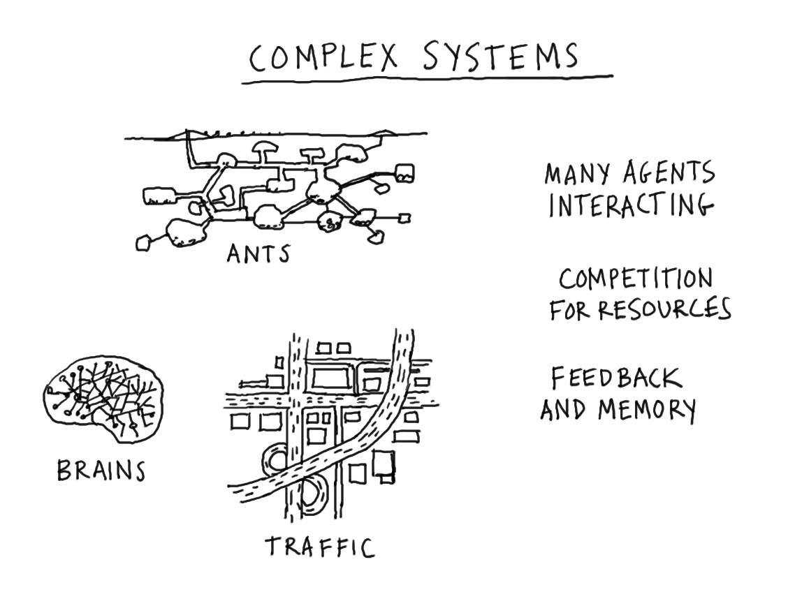 Complex Systems Dave Gray