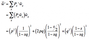 FFT equation 1
