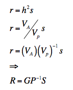 MVBE equation 1