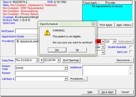 admit-OpenSchedule-makeappt