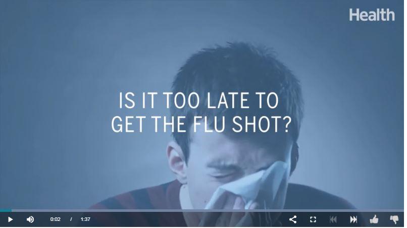 UVM Flu Shot Clinic: Feb 7th
