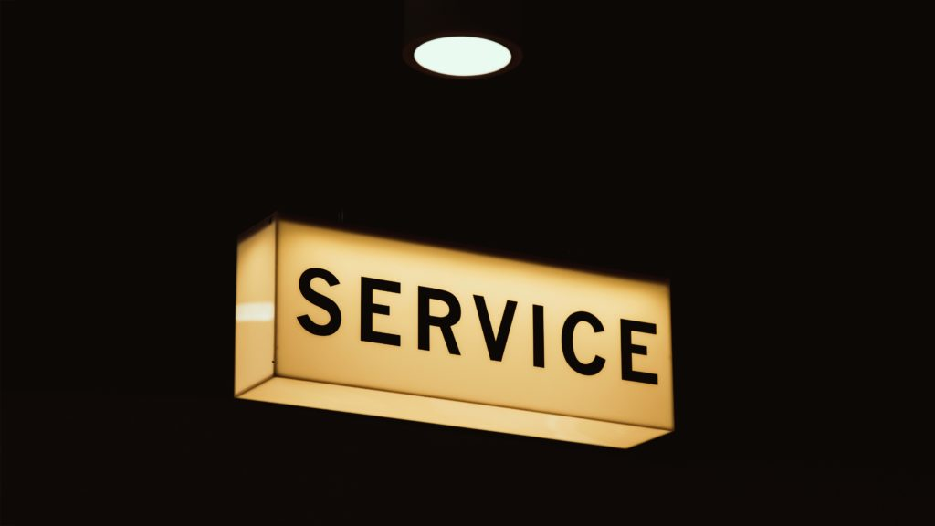 Quick Thought: Customer Service