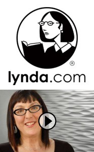 Lynda.com logo and video link