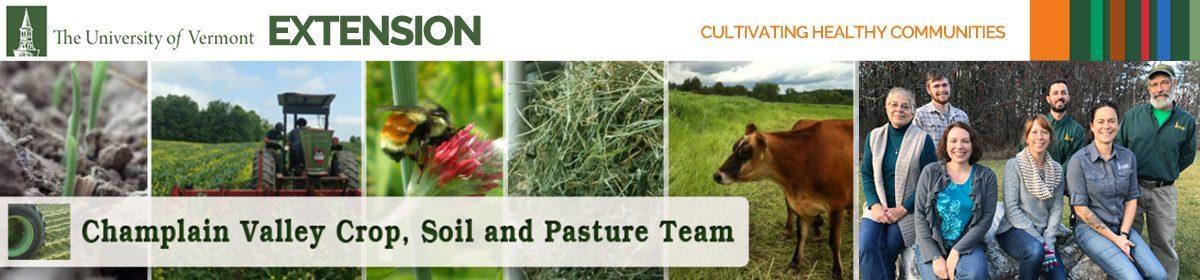 Champlain Valley Crop, Soil & Pasture – UVM Extension