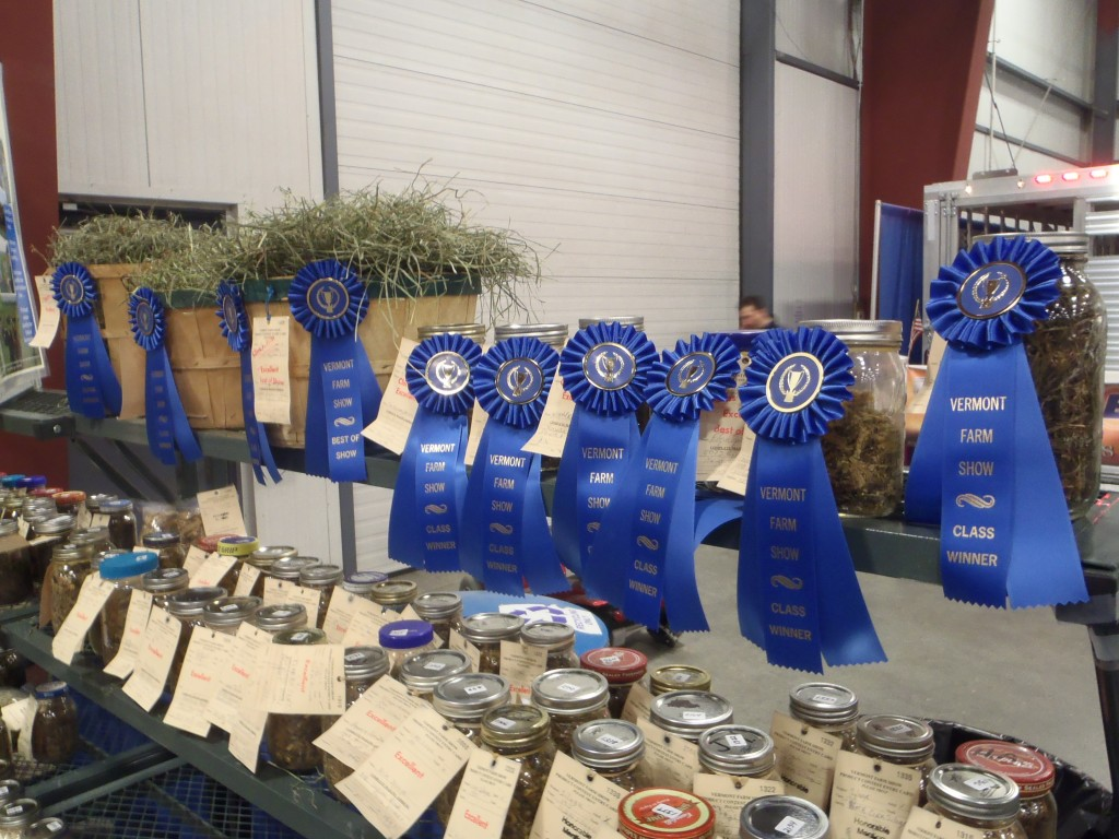 2013 Vermont Farm Show Winners