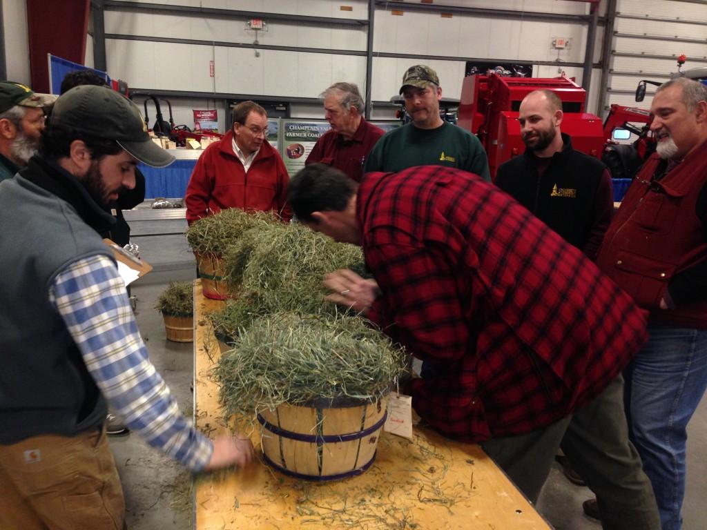 Participate in the Annual Vermont Farm Show!