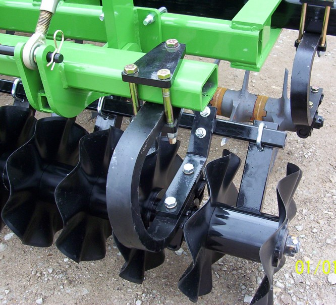 VERTICAL TILLAGE: HOW DOES IT FIT IN THE TILLAGE CONTINUUM?