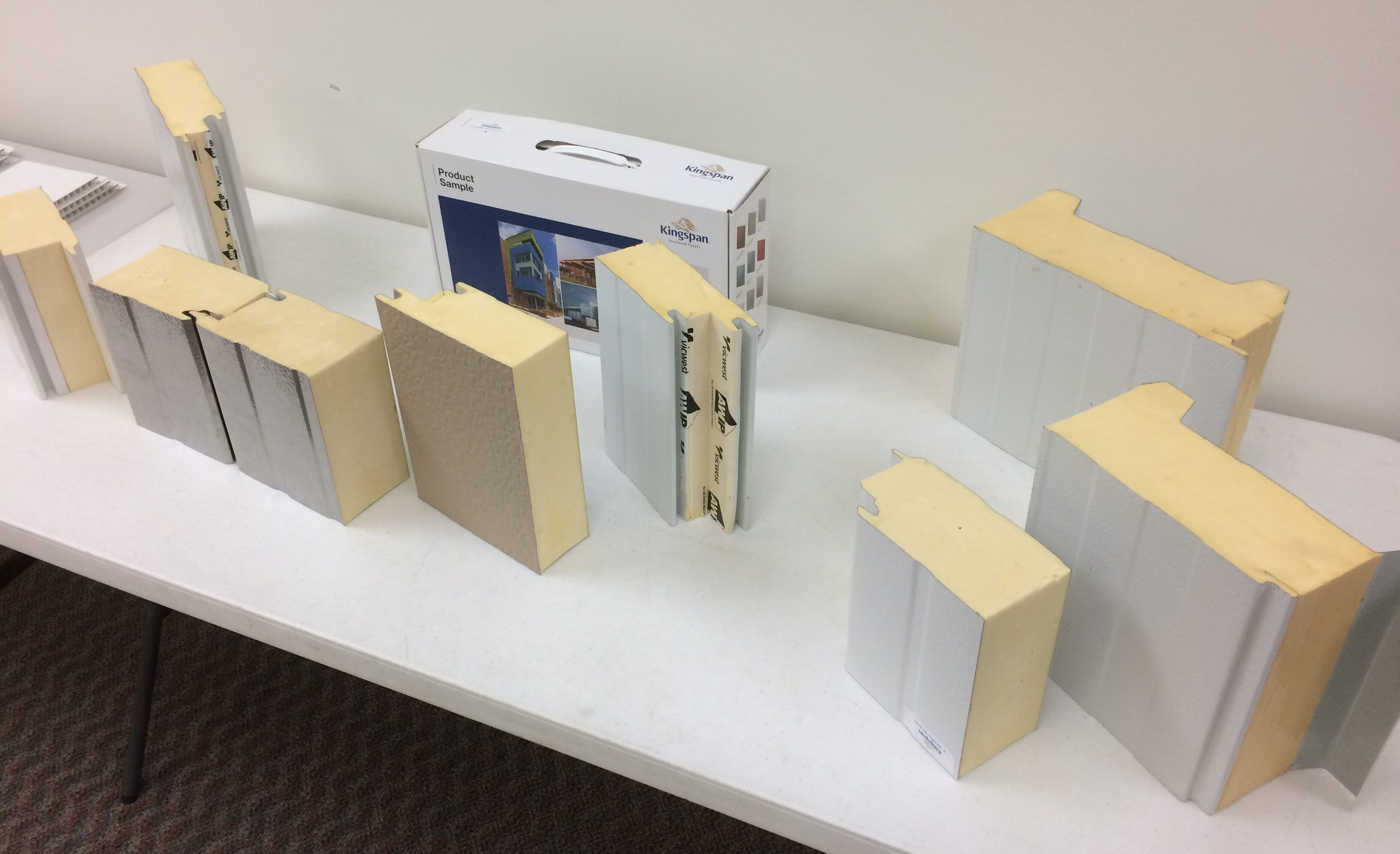 Cooler Construction Options Walls And Panels Uvm