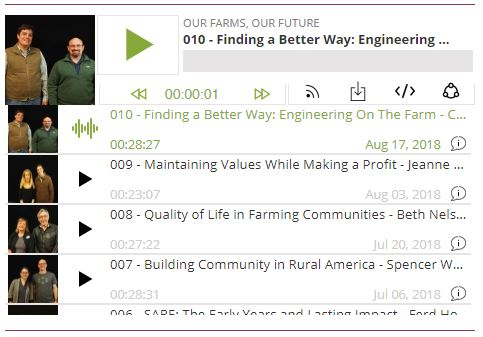 Finding a Better Way: Engineering on the Farm (Podcast)