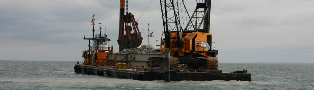 Artificial Reefs in Lake Huron