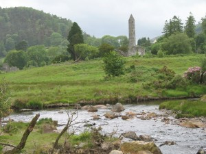 Glendalough, Co Wickow