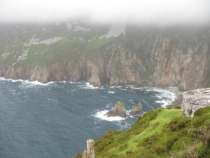 Slieve League, near Killybegs, Co Donegal