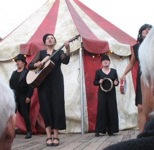Taming of the Shrew, Kiklenny Arts Festival