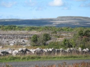 The Burren, County Clare, Ireland, Oct 2013