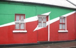 The Red and Green of Mayo, Sept 2013