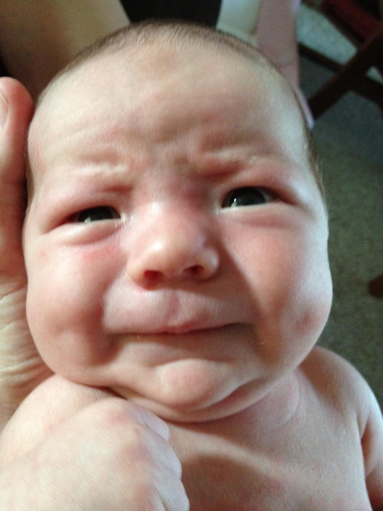 Baby Sad Face Related ...