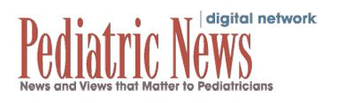 Pediatric News