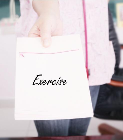Prescribing Exercise for Adolescent Depression