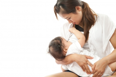 Breastfeeding May Boost Child IQ By Increasing Subcortical Grey Matter