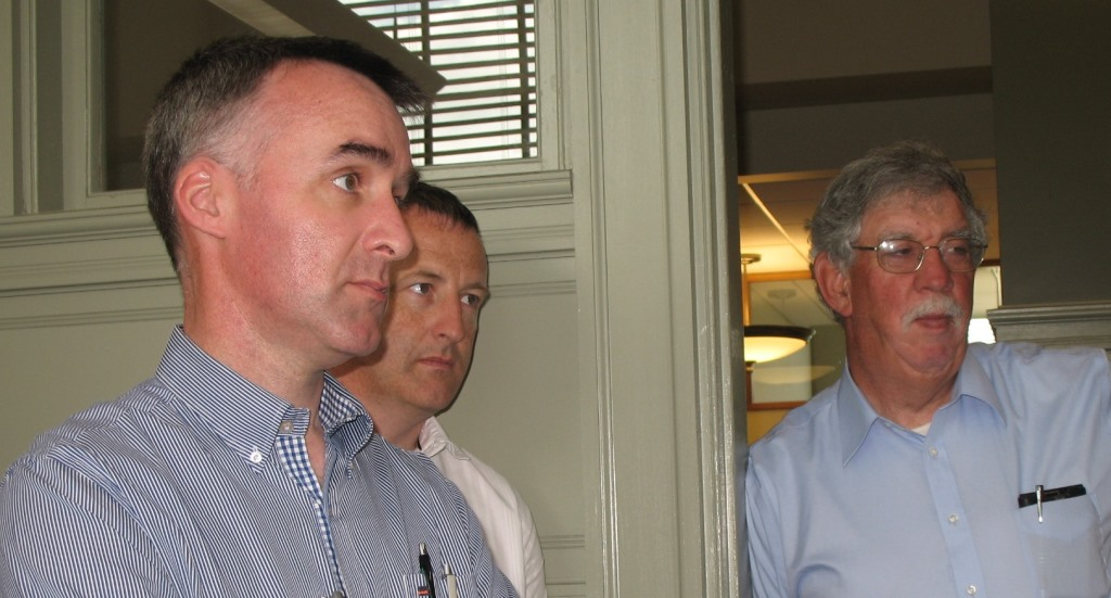 Irish Visitors meet Vermont's Ag Lenders