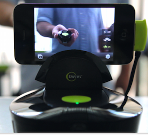 Today's App: Swivl